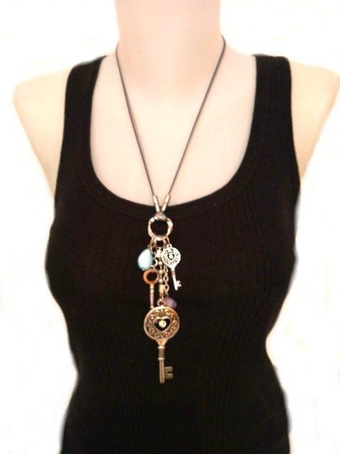 Collar Donde estan las llaves 216845