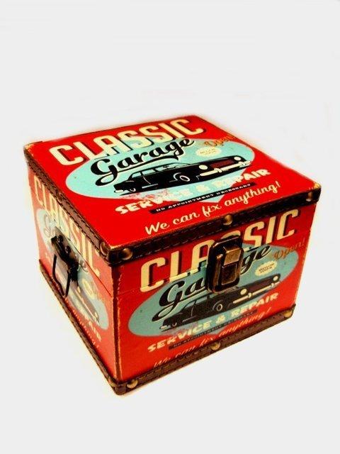 Ketapuestes - Ba�l Classic Garage peque�o - K� t�apuestes