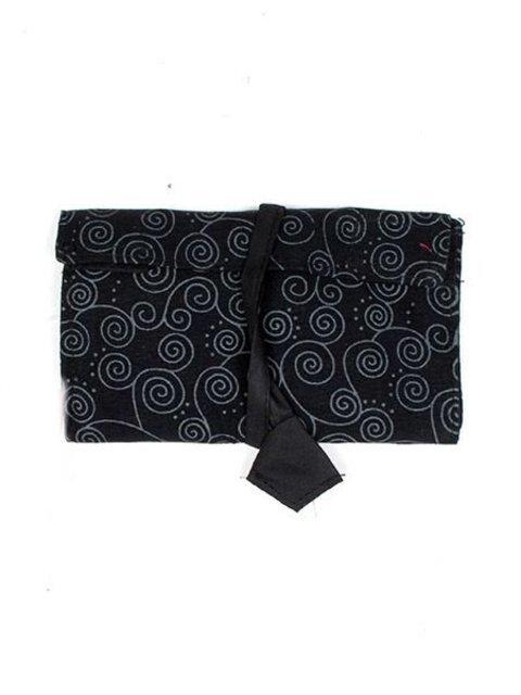 Ketapuestes - Bolsa para tabaco tela espirales color - K� t�apuestes