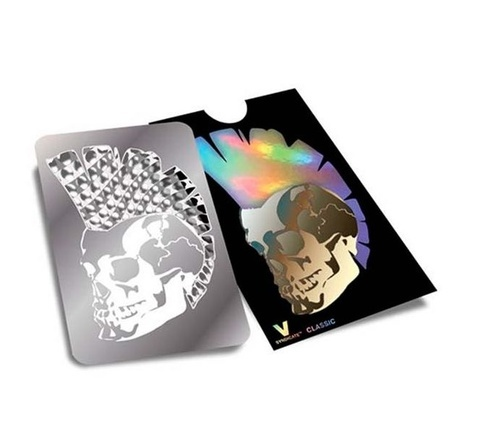 Ketapuestes - Grinder Tarjeta V Sindicate Mohawk Skull - K� t�apuestes