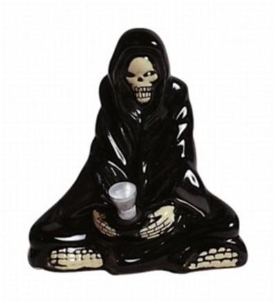 Bong cerámica Calavera sentada