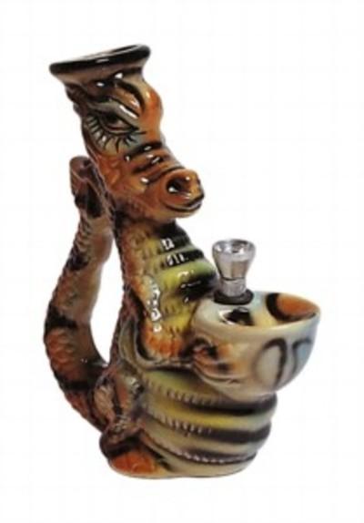 Bong cerámica Dragón
