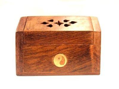 Caja de humos mini Aarti
