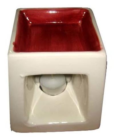 Quemador de aceite cerámica color