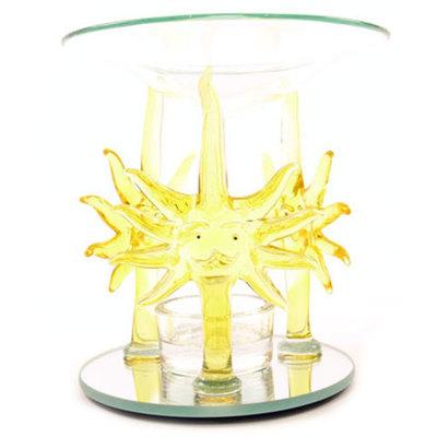 Quemador de aceite cristal Soles
