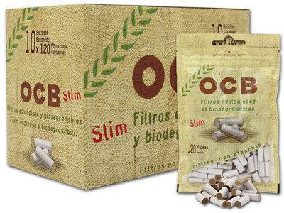 Filtros OCB Organic slim 6mm