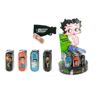 Encendedor Champ Betty Boop classic