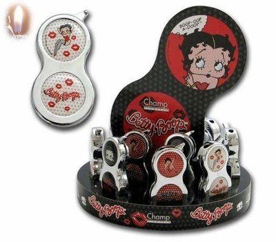 Encendedor Champ Betty Boop Besos