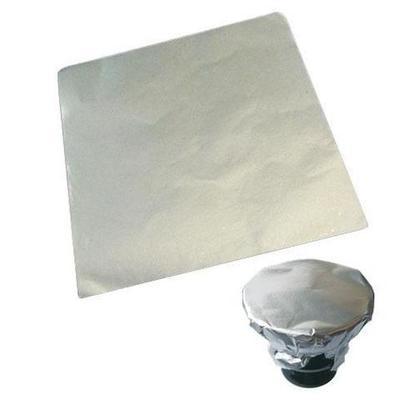 Aluminio precortado (100 hojas)