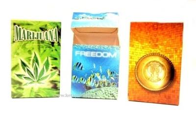 Pitillera cartón Funbox cartucho