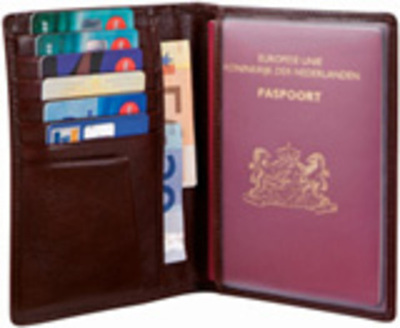 Porta documentos Orient Express