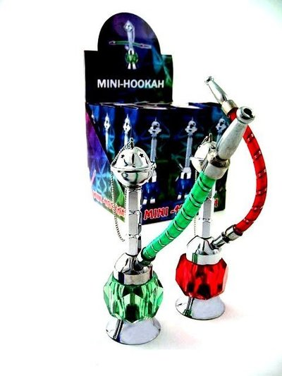Hookah mini colores 1 manga flexible