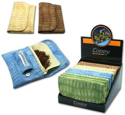 Bolsa para Tabaco Coney cocodrilo colores