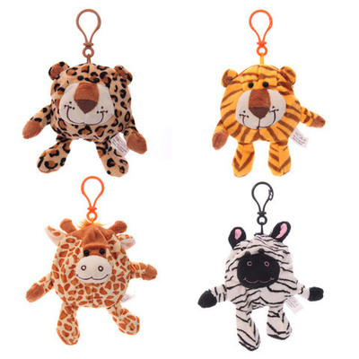 Monedero peluche Safari
