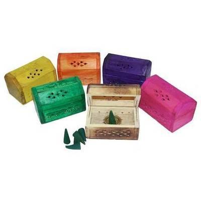 Caja de humos mini colores