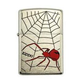 Zippo Spider Web