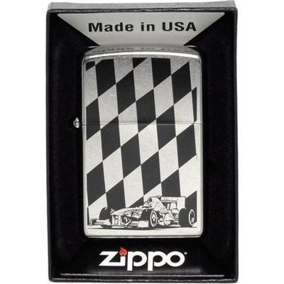 Zippo F1 Bandera a Cuadros