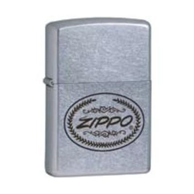 Zippo Logo Tattoo
