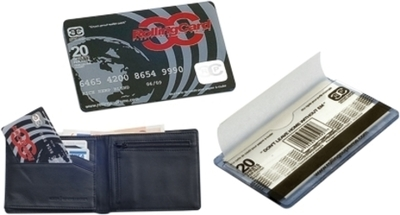 Rolling Card porta papel de liar