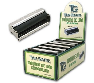 Liadora rodillos TarGard metal 78mm