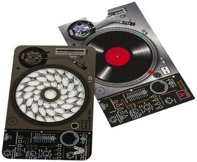 Grinder Tarjeta V Sindicate DJ Groove