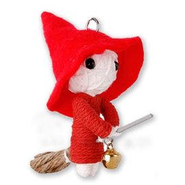 Llavero Voodoo Dolls Little Witch