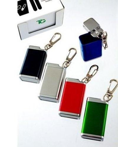 Cenicero-Caja Targard aluminio