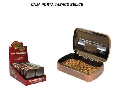 Caja para tabaco Atomic mod. Belice