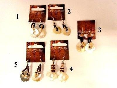 Pendiente nácar Tribal Evolution mod.6