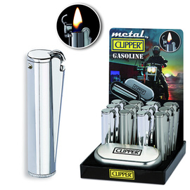Clipper metal gasolina