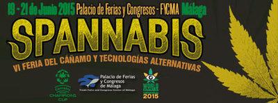 VI Edición de la Feria del Cáñamo Spannabis en Málaga