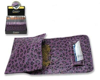 Bolsa para tabaco Coney Leopard