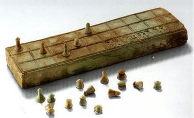 Origen e Historia de los Juegos de Mesa