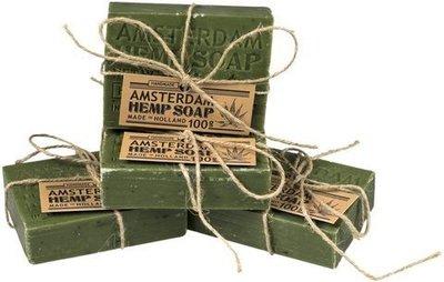 Jabon Cañamo Amsterdam Hemp Soap