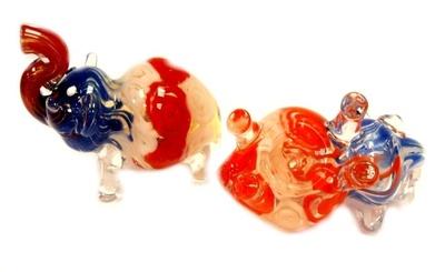 Pipa cristal Elefante