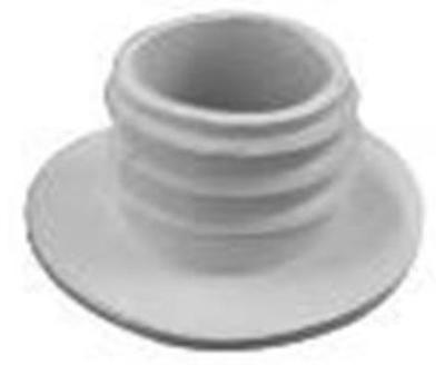 Goma junta de jarrón para shisha mediana/pequeña