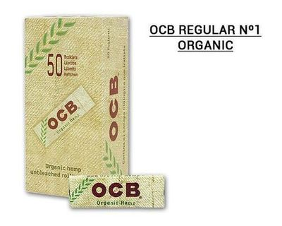 Ocb cañamo orgánico 70mm