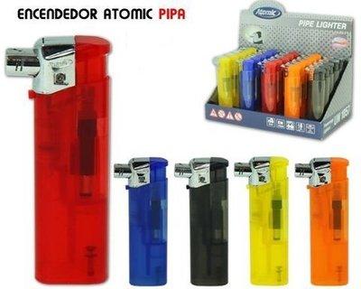 Encendedor Atomic para pipa colores
