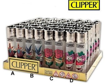 Clipper colección Tattoo Love