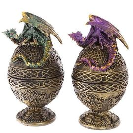Dragon Leyenda sobre Caja céltica
