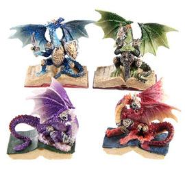 Dragon Fantasia sobre libro