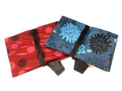 Bolsa para tabaco tela decorada