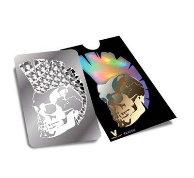 Grinder Tarjeta V Sindicate Mohawk Skull