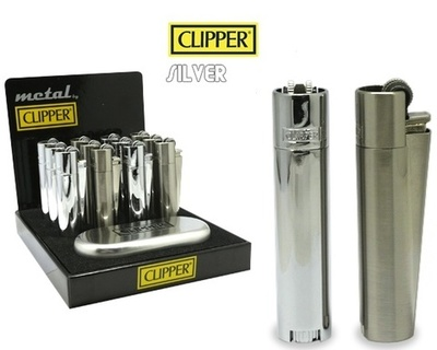 Clipper metal  Silver