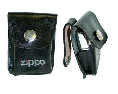 Funda flexible para Zippo con boton