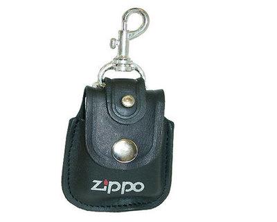 Funda flexible para Zippo con mosquetón