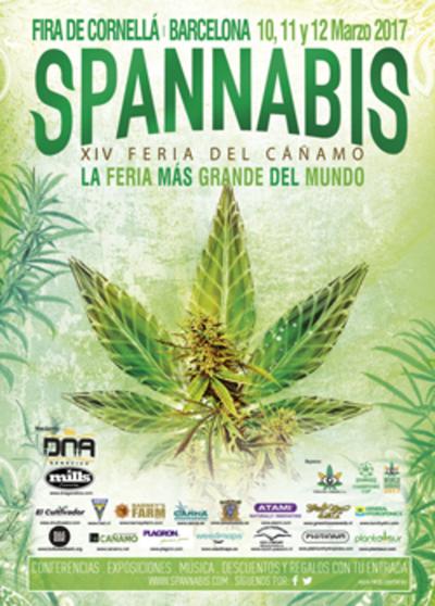 Llega Spannabis 2017