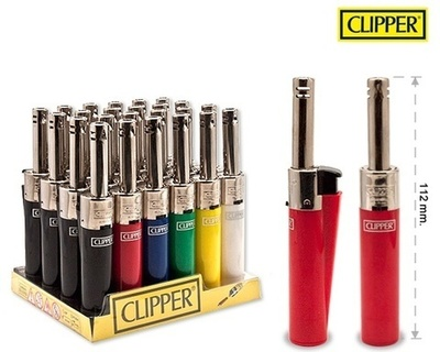 Clipper electronico Tube liso