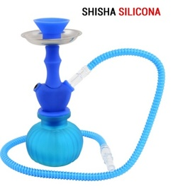 Shisha Atomic  silicona 25cm colores