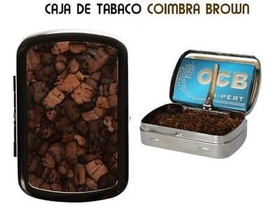 Caja para tabaco Atomic mod. Coimbra